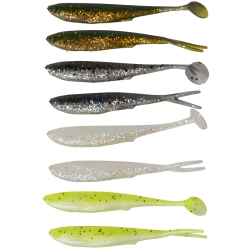 Savage Gear 3D Fry Minnow - Soft Lures Fishing Baits