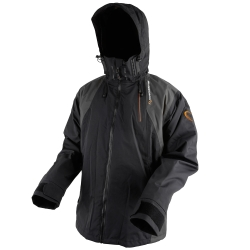 Savage Gear Black Savage Jacket - Waterproof Breathable Fishing Coat