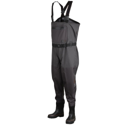 Scierra X-16000 Bootfoot Boot Foot Chest Waders - Breathable Fishing Clothing