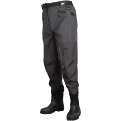 Scierra X-16000 Bootfoot Boot Foot Waist Waders - Breathable Fishing Clothing