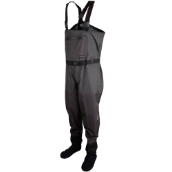 Scierra X-16000 Stocking Foot Chest Waders and Boots Combo - Wading Outfit