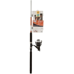 Shakespeare Catch More Fish 2 Trout Kit - Game Fishing Beginner Spinning Rods Combos Outfits