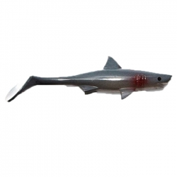Shark Shad Lures - Baby Shark - Soft Baits Predator Fishing Lures