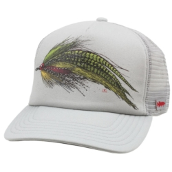 Simms Artist Series Trucker Hats - Baseball Fishing Caps