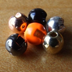 Flybox Slotted Tungsten Beads - Fly Tying Materials