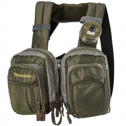 Snowbee Ultralite Chest-Pack - Fishing Bags Luggage