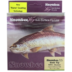 Snowbee XS Buzzer Fly Line - Sinking Tip Trout Fishing