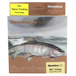 Snowbee XS Floating Fly Line - Trout Fly Fishing