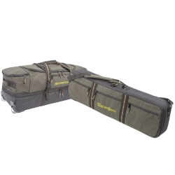 Snowbee XS Travel Bag and Stowaway Travel Case - Fishing Luggage Bags