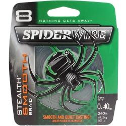 Spiderwire Stealth Smooth 8 Braid - Braided Fishing Mainline