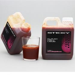 Sticky Baits Cloudy Krill Liquid - Coarse Fishing Baits Additive