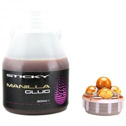 Sticky Baits Manilla Glug - Coarse Fishing Baits Liquids
