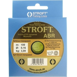 Stroft ABR Monofil - Abrasion Resistant Monofilament - Fishing Lines, Leader and Tippets