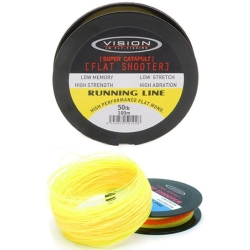 Vision Catapult Flat Running Line - Fly Fishing Lines