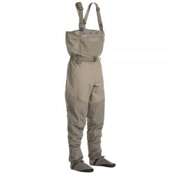 Vision Koski Waders - Stockingfoot Breathable Fishing Wader Wading Boots Deal Combo