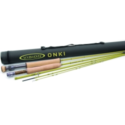Vision Onki Fly Rods - Light River Single Handed Trout Fishing Rods