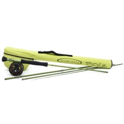 Vision Pike Fly Outfit - Predator Fly Fishing Combos Kits