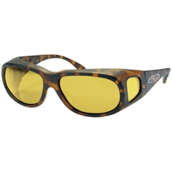 Vision Polarflite 2x4 Sunglasses - Wraps Polarised Overglasses