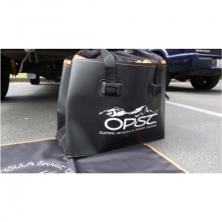 OPST Wader Bucket - Fishing Wader Bag Storage